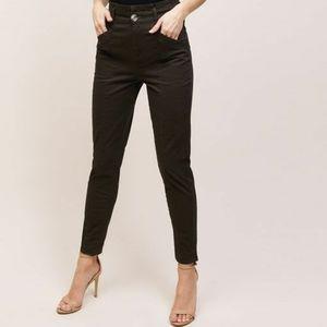 Dynamite green cargo jeans, never worn